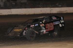 Luke Driskell got his traditional win at HPT. Reed Bros. Racing Photos