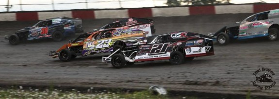 USRA B Mods at Lakeside. Reed Bros. Racing Photos