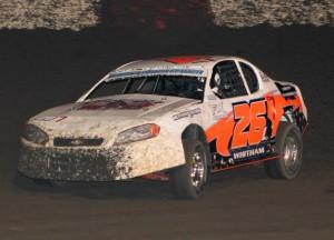 Jason Ryun fills in and picks up a win. Reed Bros. Racing Photos