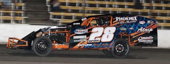Andy Bryant. Reed Bros. Racing Photos