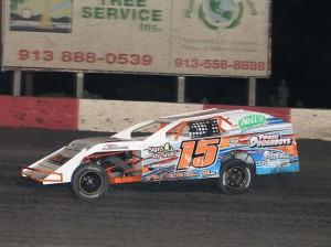 Win #3 for Ed Noll. Reed Bros. Racing Photos