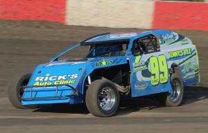 Brad Smith. Reed Bros. Racing Photos