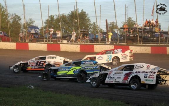 USRA Mods at Lakeside. Reed Bros. Racing Photos