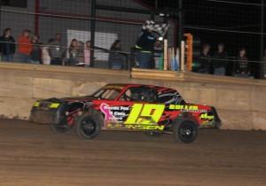 Joshua Munsen brings home another ACR win. Reed Bros. Racing Photos