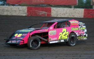 Colten Stevens. Reed Bros. Racing Photos