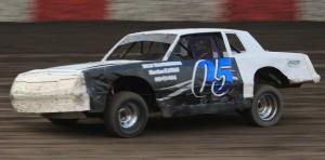 Brett Heeter. Reed Bros. Racing Photos
