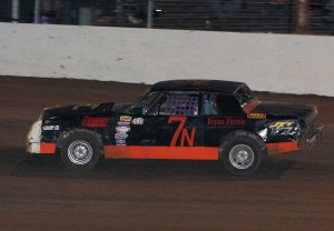 Nicholas Ronnebaum got his 3rd win of the season Saturday night. Reed Bros. Racing Photos