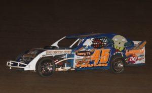 Dustin Thulin. Reed Bros. Racing Photos