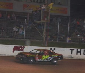 Jim Powell Jr. scores another Thunder Hill win. Reed Bros. Racing Photos