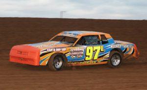 Levi Henery. Reed Bros. Racing Photos