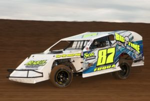 Darron Fuqua. Reed Bros. Racing Photos