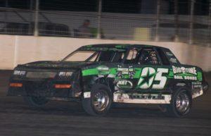 Brett Heeter gets win #8. Reed Bros. Racing Photos
