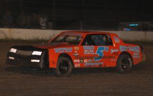 Win #2 for Steve Herrick. Reed Bros. Racing Photos