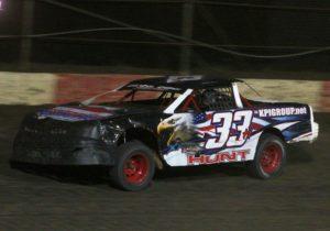 Trevor Hunt scores another win. Reed Bros. Racing Photos