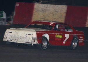 Marshall Jewett on his way to win #7! Reed Bros. Racing Photos.